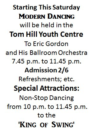 Advert tom Hill